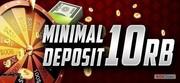 Poker Online Minimal Deposit 10 ribu