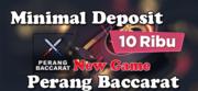 TaurusQQ | Situs Perang Baccarat Online