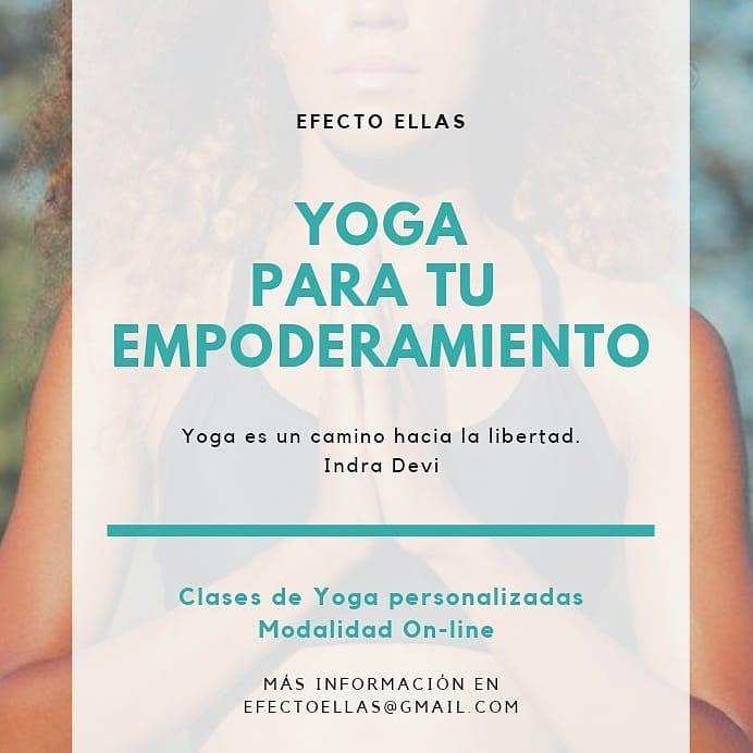 Yoga para tu empoderamiento
