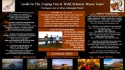 Socks in the Frying Pan and Wild Atlantic Music Tours