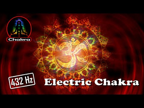 """Electric Chakra"" - Elevated Energy ALL Chakra Tuning"