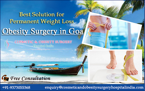 Get the Best Solution for Your Permanent Weight Loss with Obesity Surgery in Goa