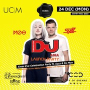 DJ Mag Asia Launch Party ft. Syzz & Moe