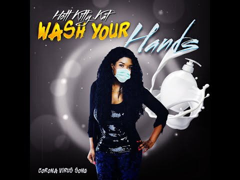 Wash Your hand by Hott Kitty Kat HD