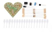 Solder a LED Heart