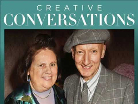 Creative Conversations Stephen Jones Podcast