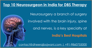 Top 10 neurosurgeon in India for DBS Therapy