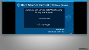 DSC Webinar Series: Automate Self-Service Data Warehousing for Any Size Business
