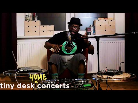 Jeru The Damaja: Tiny Desk Home Concert