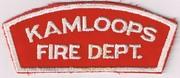 KAMLOOPS FIRE DEPARTMENT- KAMLOOPS, CANADA(THOMPSON COUNTRY REGION)