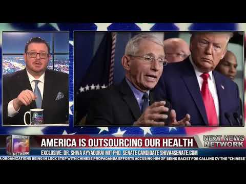 Top Doctor EXPOSES EVERYTHING The Deep State Is Trying To Hide About CV