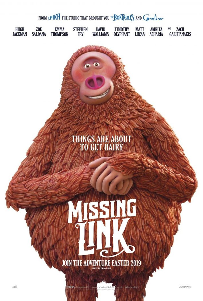 "Stratasys Delivers the ""Missing Link"" for LAIKA Studios"