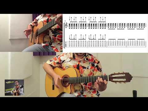 Rumba Flamenca Guitar