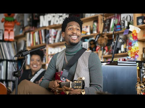 Jon Batiste: NPR Music Tiny Desk Concert
