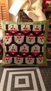 santa quilted