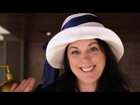 Christine A. Moore, Featured Milliner of the Kentucky Derby