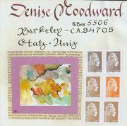 sent to Denise  Woodward