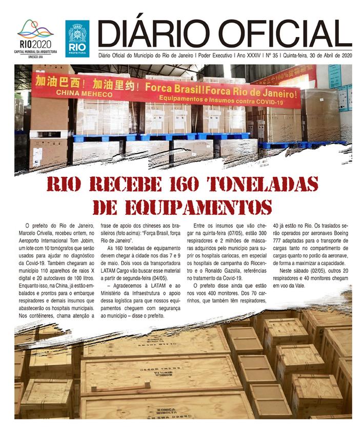 Capa Diário Oficial_30_04_2020