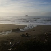 Crescent City Beach