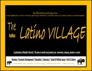 Buffalo Latino Village LOGO
