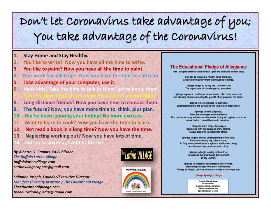Protect yourself against the Coronavirus