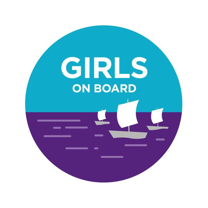 girlsonboard Logo
