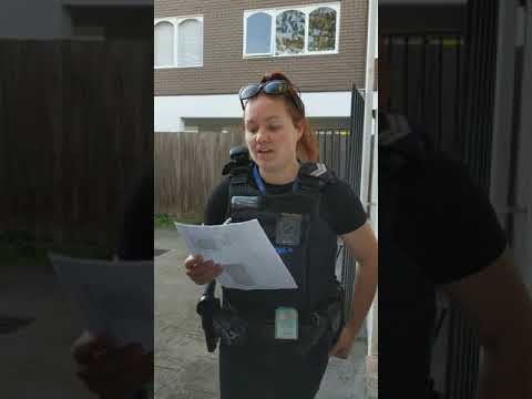 Watch: Australian Police Visit Womans Home 5 Days Later For Attending Protest, Fine Her $1652