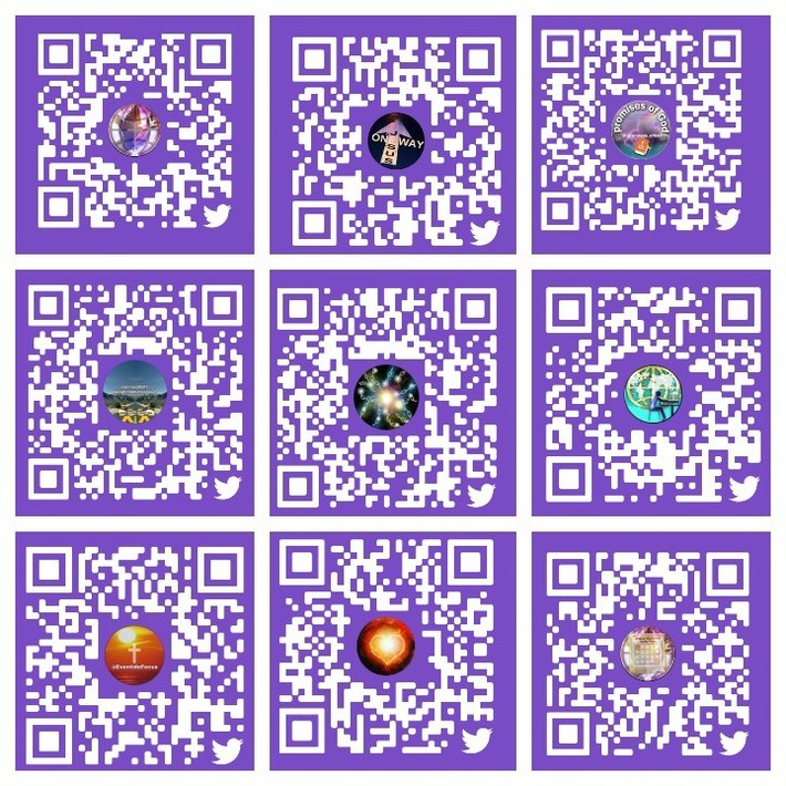 TWITTER FEED QRCODES