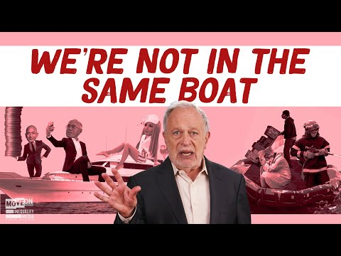 A Tale of Two Pandemics with Robert Reich