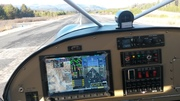Taxi in the Zenith CH 750 Cruzer