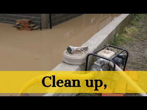 Disaster Cleanup