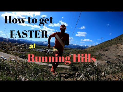 How To Get FASTER at Running Hills (+ Salomon S Lab Sense 7)