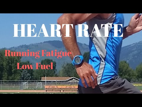 Use Heart Rate to detect RUNNING FATIGUE and LOW FUEL (+ Dynafit Feline Up Pro shoes)