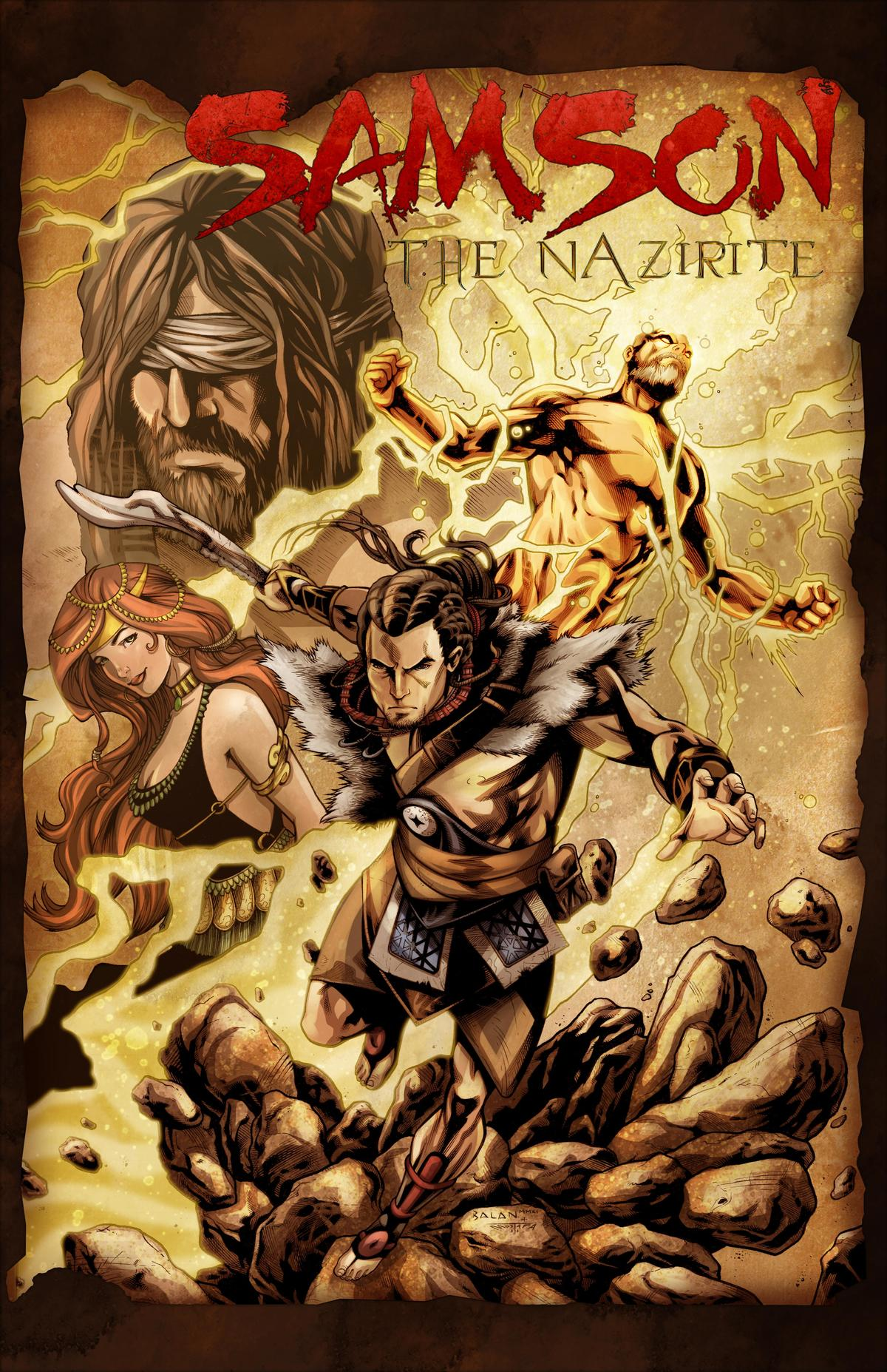 Samson the Nazirite Volume 1