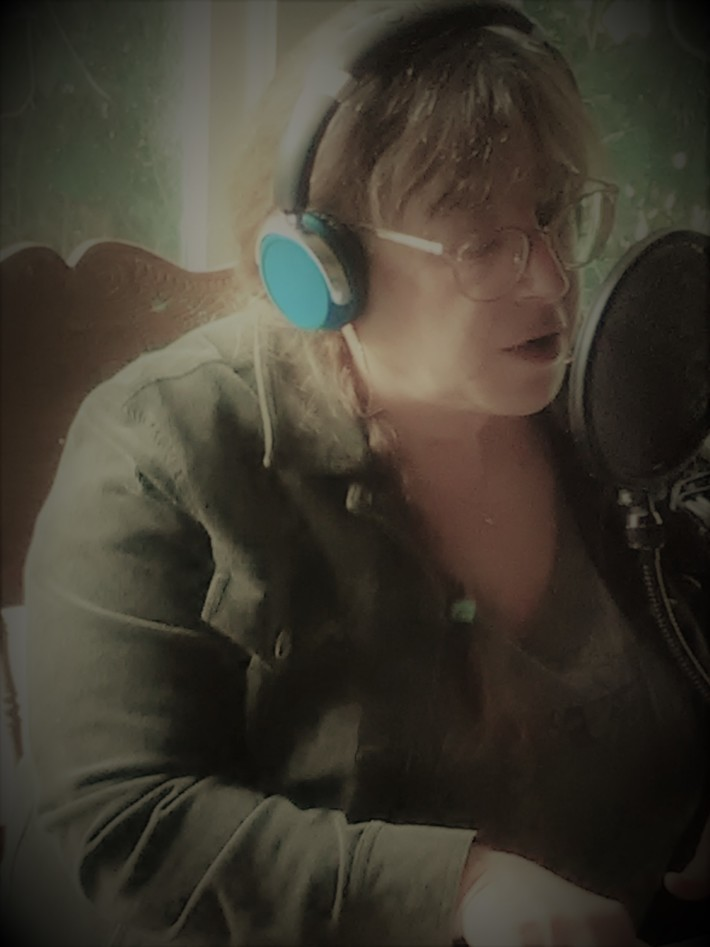 Recording A Song For Full Circle