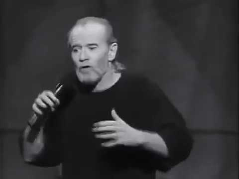 George Carlin - Words That Hide The Truth | SUBSCRIBE to Metal Matt