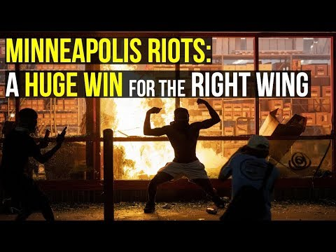 Minneapolis Riots - 7 Reasons They're a HUGE WIN for the Smart Right