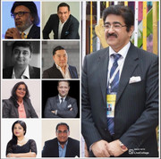 Sandeep Marwah Addressed Architects of India in Webinar