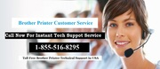 Brother Printer Technical Support (+1-855) 516(8295) USA