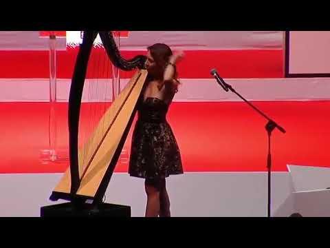 Bella Ciao ~ harp cover
