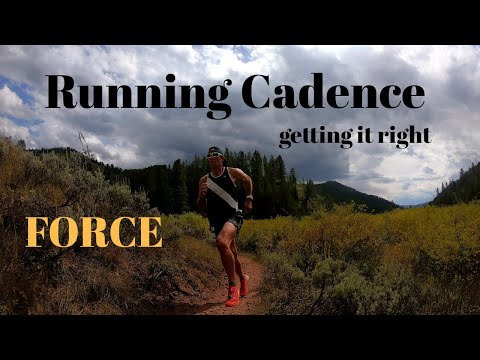 Running Cadence: Getting It Right with FORCE
