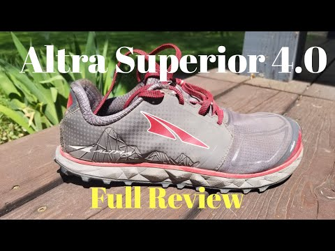 Altra Superior 4.0: The All Rounder (My Full Review)