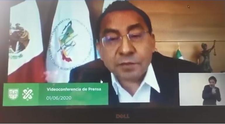GARANTIZA MAG. GUERRA ÁLVAREZ ACCESO A LA JUSTICIA A LOS CIUDADANOS, EN REGRESO A LABORES EN EL PJ CDMX MÉXICO