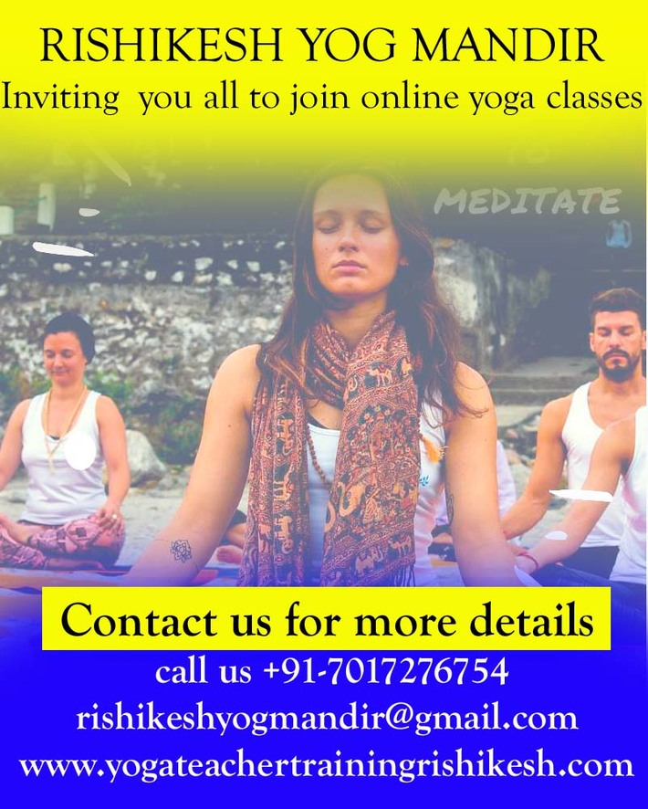 Yoga Teacher Training In Rishikesh | Rishikesh Yog Mandir (RYM)
