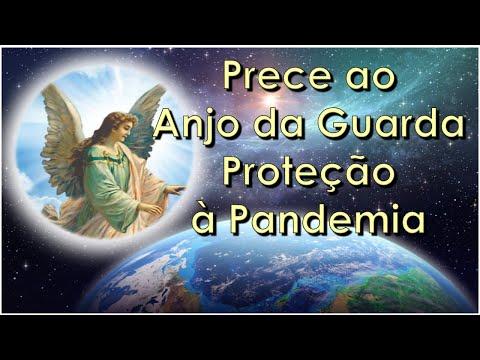 Prece ao Anjo da Guarda Para Proteção da Pandemia, Equipe Bezerra de Menezes