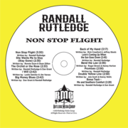 Text on disk for Non Stop Flight Album