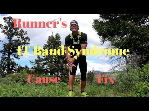 Runner's IT BAND SYNDROME: The Cause and Fix