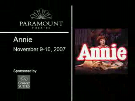 Meredith Bull as Annie