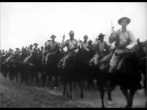 US Cavalry - Civil War to WW1 Cavalrymen - Troops on Horseback, Farriers at War - Over 100 Years