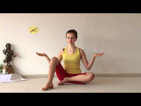 Self-Healing Practice - Five Energy to your knees